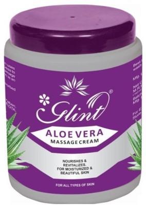 Glint Aloe Vera Massage Cream