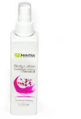 BioMantra BioMantra Body Lotion 200ML