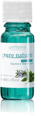Oriflame Sweden Oriflame Pure Nature Organic Tea Tree and Rosemary Purifying Oil