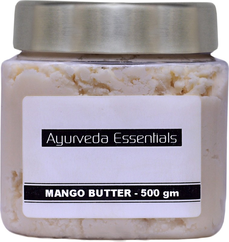 Ayurveda Essentials 100% Natural Mango Butter(500 g)