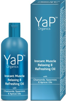 VLCC YaP Instant Muscle Relaxing & Refreshing Oil