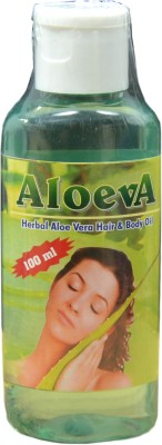 Aloeva Herbal Aloe-Vera Body Oil