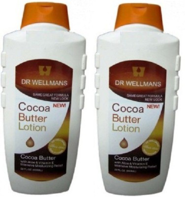 Dr. Wellmens Cocoa Butter Lotion