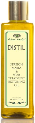 Aloe Veda Stretch Marks & Scar Treatment BioToning Oil