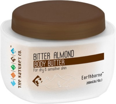 The Nature's Co Bitter Almond Body - Butter