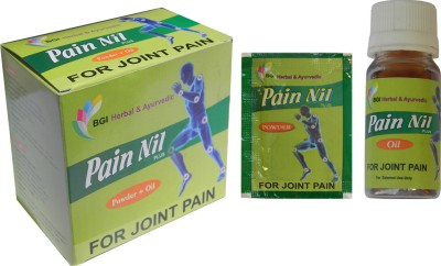 BGI Herbal & Ayurvedic Body & Joint Pain Reliever