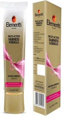 Elements MULTI ACTION FAIRNESS FORMULA PACK OF 2(200 g)