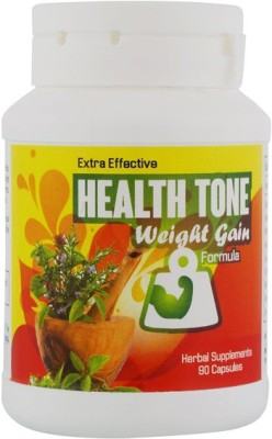 Health Tone HealthTone Extra Effect Weight Gain Capsules (90 Caps)(500 g) at flipkart