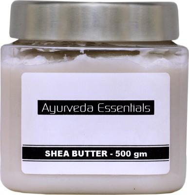 Ayurveda Essentials Naturally Healthy Skin - Shea Butter