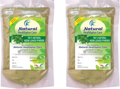 Natural Healthplus Care Neem Powder Combo