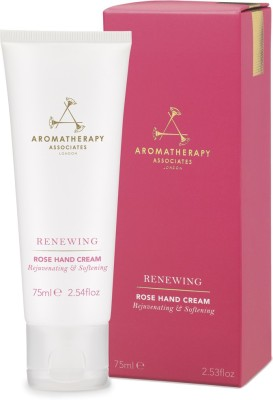 Aromatherapy Associates Renewing Rose Hand Cream(75 ml)