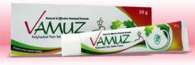 Vamuz Herbal Pain Relief Cream