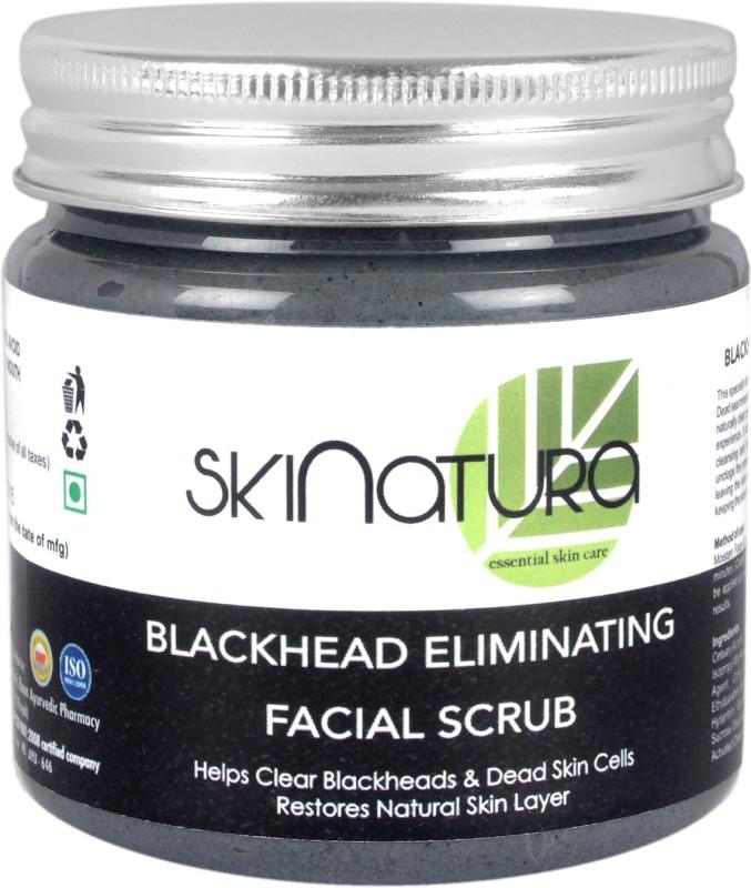Skinatura BLACKHEAD ELIMINATING FACIAL SCRUB(200 ml)