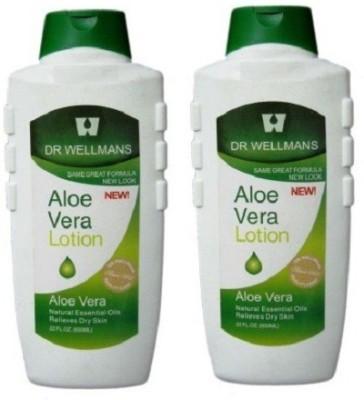Dr. Wellmens Aloe Vera Lotion