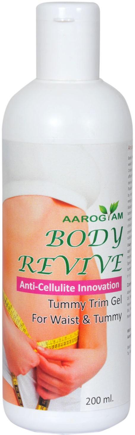 Aarogyam BODY REVIVE TUMMY TRIM GEL(200 ml)