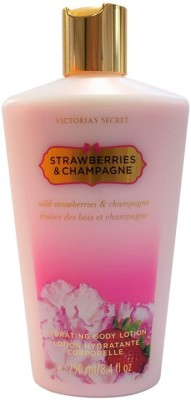Victoria's Secret Strawberry Champagne Hydrating Body Lotion