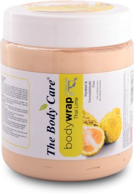 the body care Thai lime body wrap
