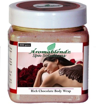 Aromablendz Rich Chocolate Body Wrap