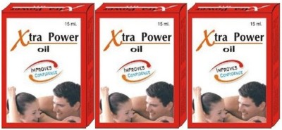 Dharmani Health and Fitness Co. Xtra Power Massage Oil