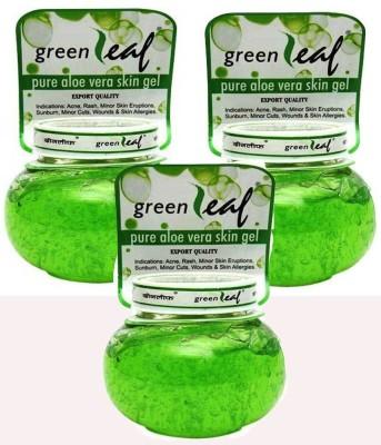 Green Leaf Pure Aloe Vera Skin Gel(360 g)
