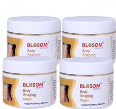Blosom BS Body Shaping Cream Combo Pack of 4