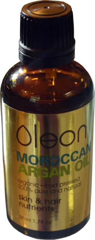 Oleon Organic Moroccan Argan Oil(100 ml)