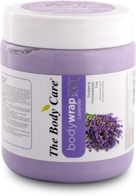 the body care Lavender body wrap