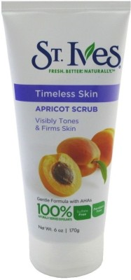 St.ives Appricot Scrub Visibly tones And firm Skin Gentle Formula with AHAS