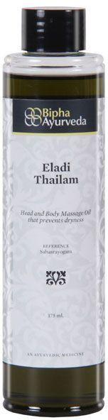 Bipha Ayurveda Eladi Thailam(175 ml)