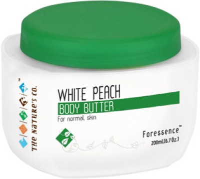 The Nature's Co White Peach Body - Butter