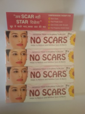 Torque Pharma No Scar Cream