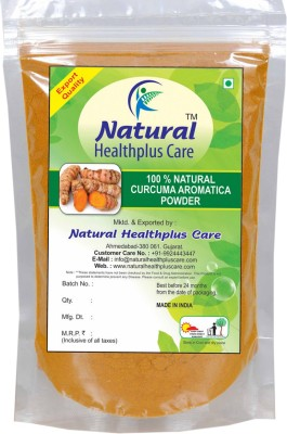 Natural Healthplus Care Wild Turmeric (Curcuma Aromatica) Powder