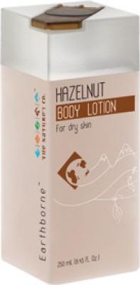 The Nature's Co Hazelnut Body Lotion
