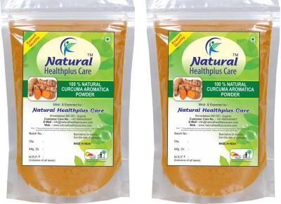 Natural Healthplus Care Wild Turmeric (Curcuma Aromatica) Powder Combo