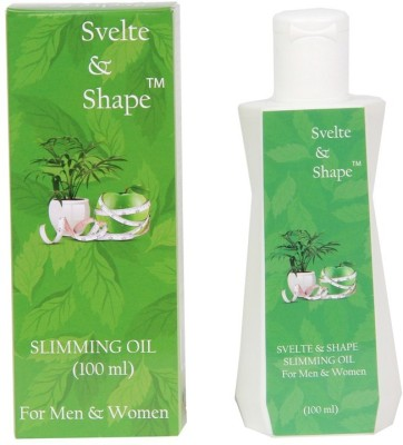 Svelte And Shape Ayurvedic Slimming Oil