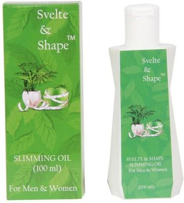 Svelte And Shape Ayurvedic Slimming Oil(100 ml)