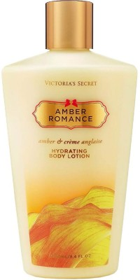 Victorias Secret Amber Romance Hydrating Body Lotion
