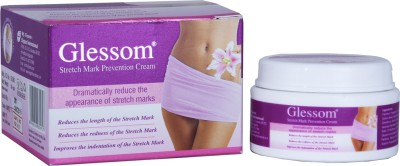 Glessom Stretch Mark Prevention Cream