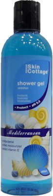 Skin Cottage Mediterranean Oceanus Shower Gel Ph 5.5 Imported