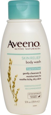 Aveeno Skin Relief Body Wash ( Imported)(354 ml)