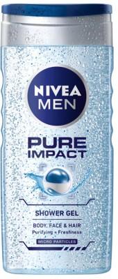 Nivea Pure Impact Shower Gel for Men