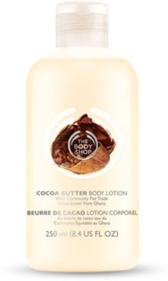 The Body Shop Cocoa Butter Body lotion