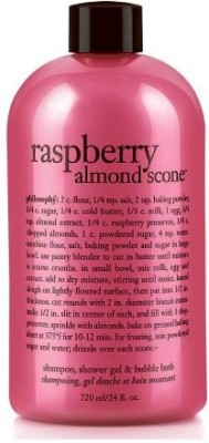 Philosophy in1 24 Raspberry Almond Scone