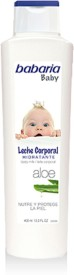 babaria Imported Body Milk Baby with 400ml(400 ml)
