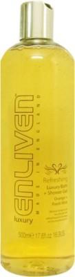 Enliven Refreshing Shower Gel - Orange & Fresh Mint