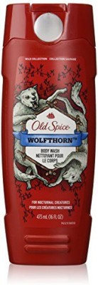 Old Spice Wild Collection Wolfthorn Scent
