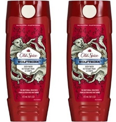 Old Spice Wild Collection Wolfthorn Pack of 2