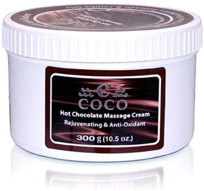 C-Products Coco Hot Chocolate Massage Cream