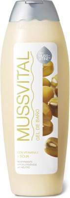 Mussvital Soya Shower Gel Very High Nutritional Value