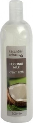Essential Extracts Marks And Spencers Coconut Milk Cream Bath